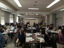 山口で本郷佳江さん(よっちゃん) の「発達障害・自閉症の世界を知ろう」の講座
