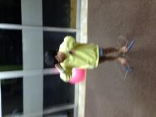 縄跳び イメージトレーニング 園児 し